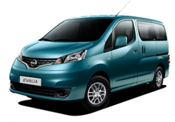 Cheap Car Hire for Nissan Evalia