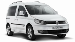 Cheap Car Hire for Volkswagen Caddy