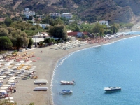 Get a rental car to discover Agia Galini Rethymnon, Crete