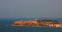 Get a rental car to discover Fortezza Rethymnon, Crete