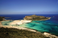 Get a rental car to discover Beach Balos Chania, Crete