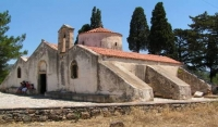 Get a rental car to discover The Church of Panagia Kera Lasithi, Crete