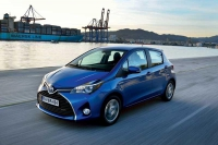 Rent a car Toyota Yaris from D Group