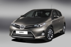 Special Offer for Car Rental Toyota Auris Diesel