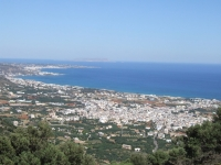 Get a rental car to discover Malia Heraklion, Crete