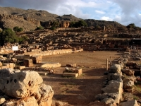 Get a rental car to discover Minoan Palace of Malia