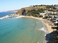 Get a rental car to discover Kalyves Chania, Crete