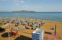 Get a rental car to discover Stalos Chania, Crete