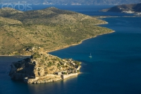 Get a rental car to discover the island of Spinalonga Lasithi, Crete